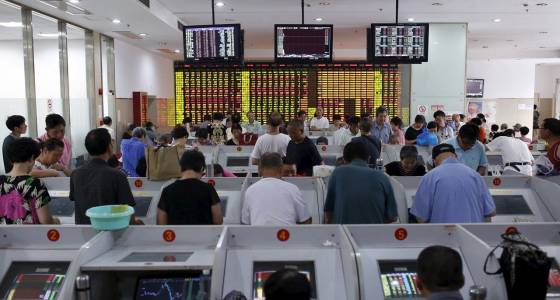 China Blue Chips Post Worst Day in 2 Months