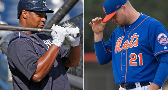 Chris Carter isn't thinking about Mets — and job he may have had