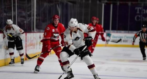 Cleveland Monsters lose second straight to Charlotte Checkers, 6-1