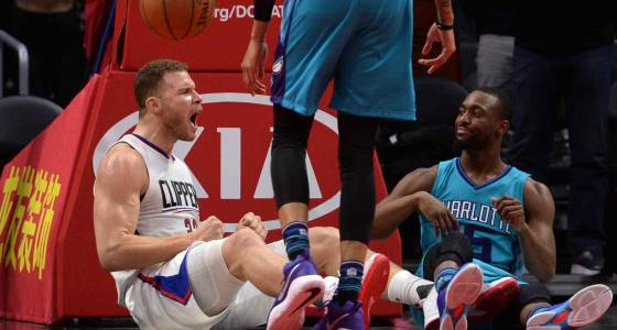 Clippers edge Hornets in overtime