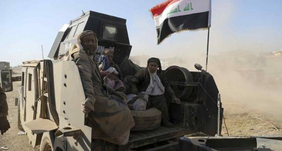 Conditions deteriorate in west Mosul as Iraqi advances against ISIS slow