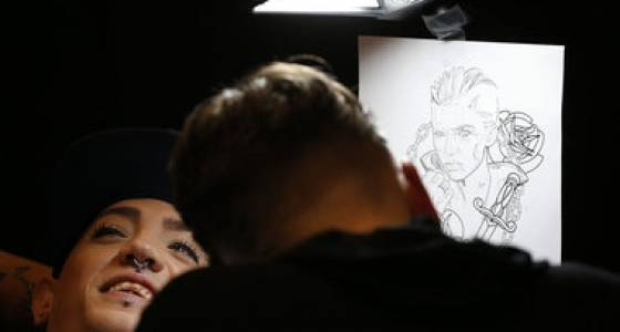 Convention Center hosts second annual Cleveland Tattoo Arts Convention (photos)