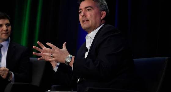 Cory Gardner wrestles with Donald Trump, Twitter and Colorado voters
