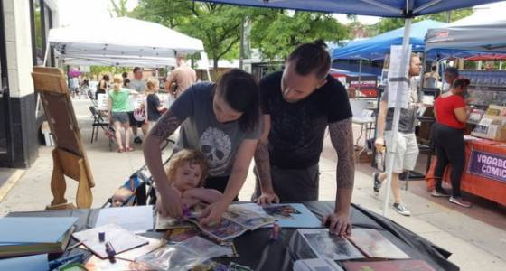 Coventry Village to host Kids Day with full schedule of free fun