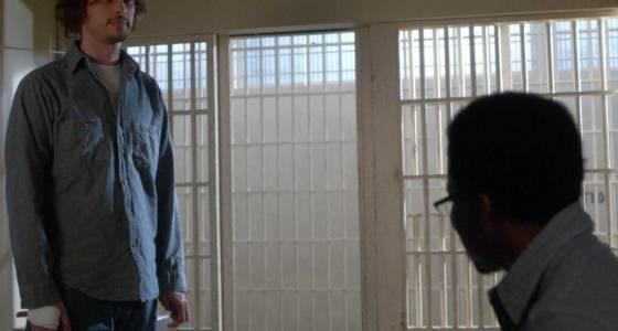 Criminal Minds Exclusive Sneak Peek: Reid Makes a Prison Buddy