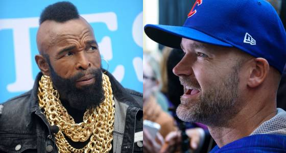Cubs' David Ross, South Side native Mr. T to compete on 'DWTS'