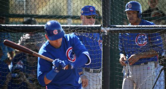 Cubs hope to get a leg up on health