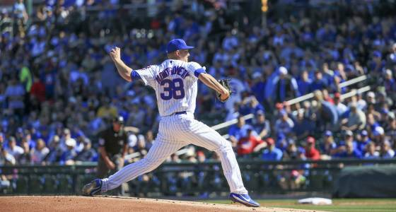 Cubs' 'hybrid' rotation includes rotating fifth starter or 6-man rotation