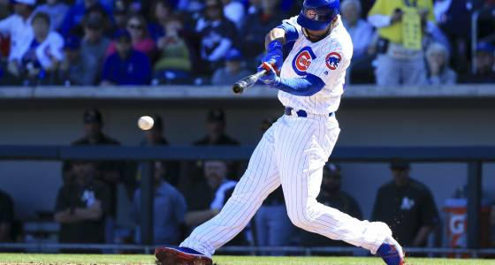 Cubs' Jason Heyward, Javier Baez to face Cleveland