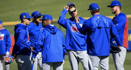 Cubs open 39th consecutive spring training in Mesa with split-squad games