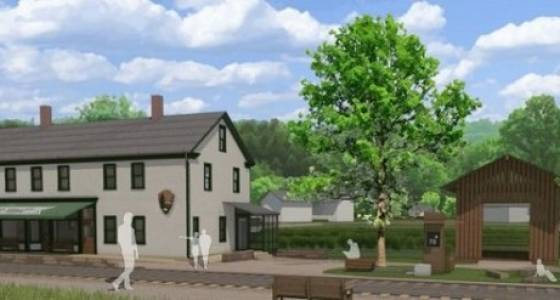 Cuyahoga Valley National Park to get $5.9 million visitor center