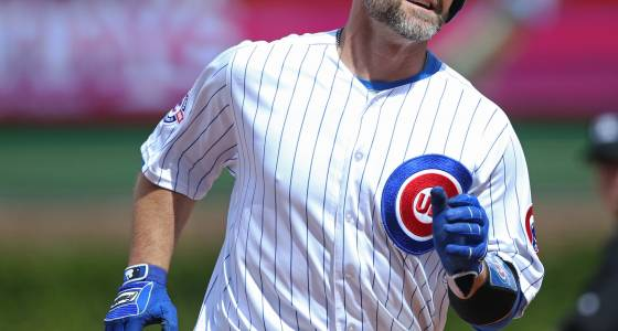 David Ross is one retiree who's staying active