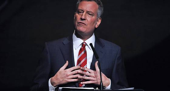 De Blasio's 'Hail Mary' plan for the homeless crisis