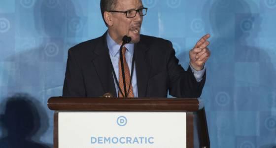 Democrats elect former labor secretary Tom Perez national chairman
