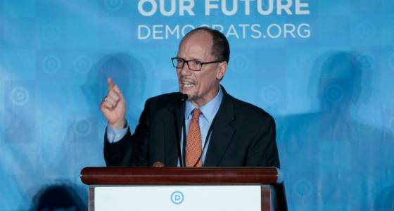 Democrats' new chair on electoral errors: 'We ignored rural swaths of America'