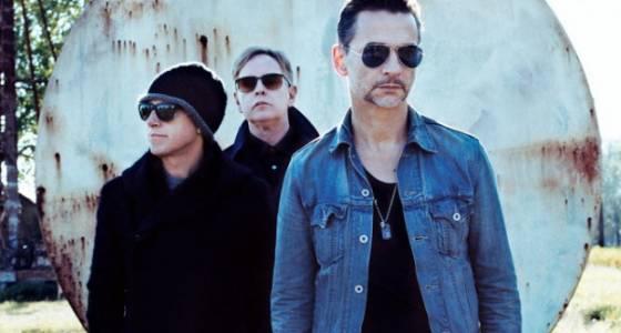 Depeche Mode books Portland concert, Global Spirit Tour