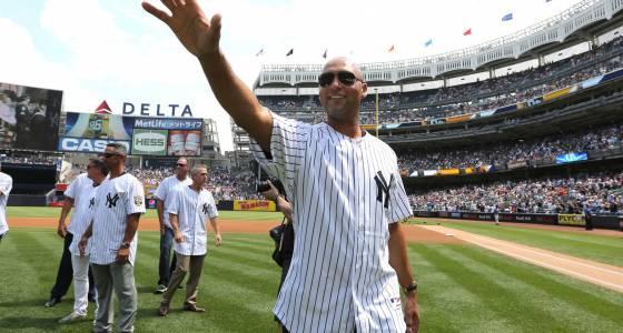 Derek Jeter night: Yankees' greed machine in full force