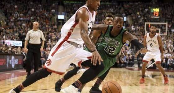 DeRozan has career-high 43, Raptors beat Celtics 107-97
