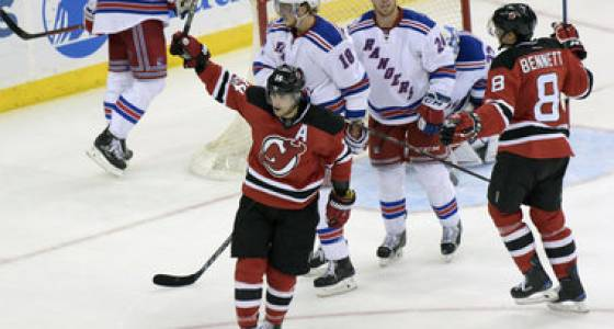 Devils comeback denied by Rangers in OT | Rapid reaction