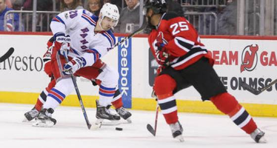 Devils execute vs. Rangers, but still can't pull out win