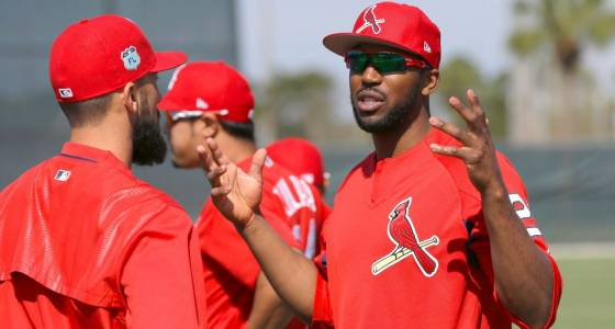 Dexter Fowler's mission? Change tune in Cardinals' clubhouse