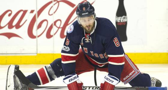 Did Kevin Klein already play his last game as a Ranger?