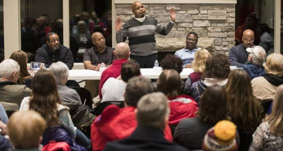 Do Good Roseville event sought to share perspectives of area black men