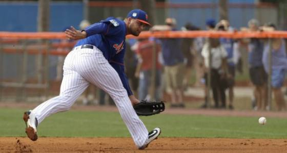 Does Mets' Lucas Duda's injury open the door for David Wright at first base?
