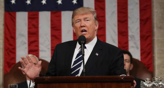 Donald Trump Approval Rating: Will President's Favorability Increase After Speech To Congress?