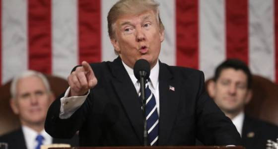Donald Trump lays out his vision for America in speech to Congress