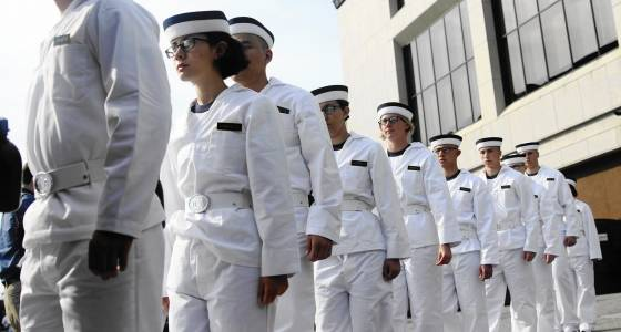 Donald Trump should be my plebe