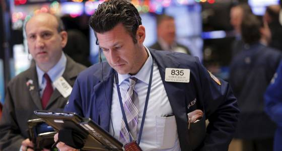 Dow Halts Record Run, February Was Still Mighty for Markets