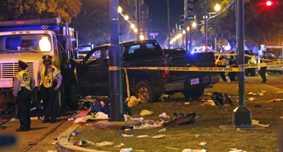 Driver intoxication suspected in New Orleans crash that hurt 28 | Toronto Star