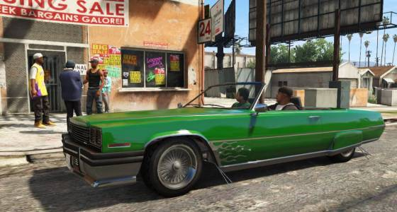 Driverless cars are learning from Grand Theft Auto