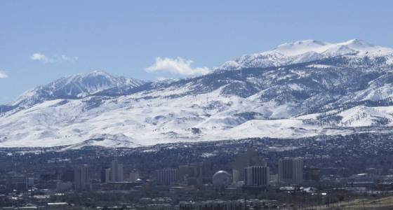 Drought-busting snow pushes Tahoe to highest mark since 2006