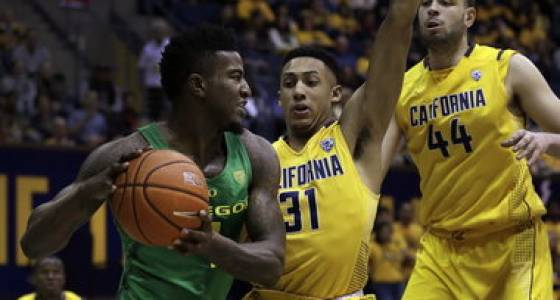 Ducks look for Bay Area sweep on big day for Pac-12 race