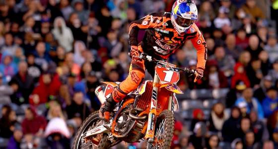 Dungey wins AMA Supercross race in Atlanta