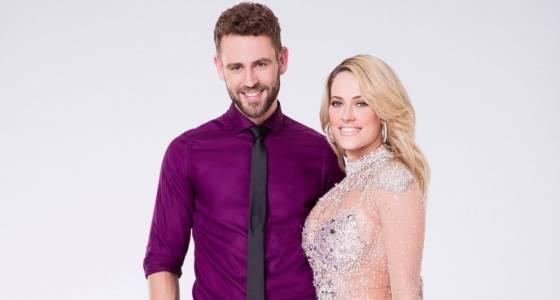 'DWTS': Peta Murgatroyd announces 'Bachelor' Nick Viall as partner