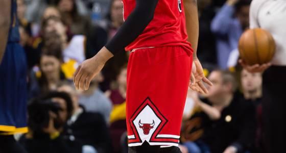 Dwyane Wade's attempt at history falls short as Bulls beat Cavaliers 117-99