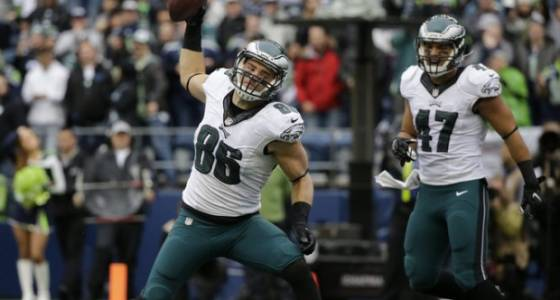 Eagles position analysis: Tight ends