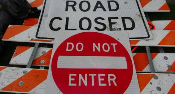 Eastbound intersection at West Smith and South State roads in Medina to be closed to traffic on Monday