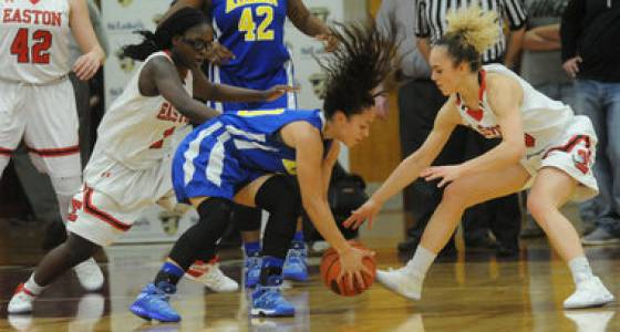 Easton, Parkland advance to D-11 girls basketball semis | Full coverage