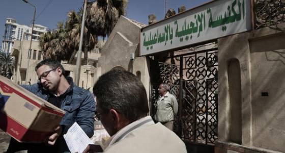 Egyptian Christians flee Islamic State violence on Sinai Peninsula