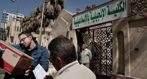 Egypt's Christians flee terror in north Sinai safety void