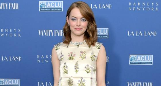 Emma Stone's road to the 2017 Oscars