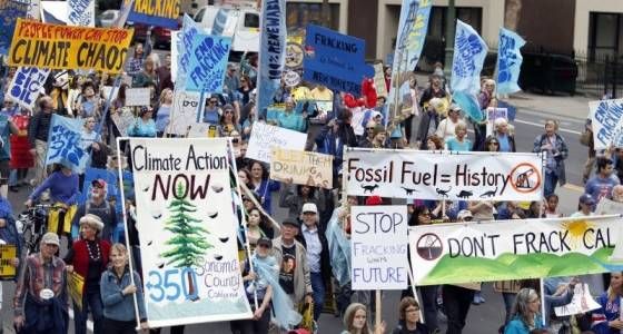 Environmentalists' protest tactics are the real outrage