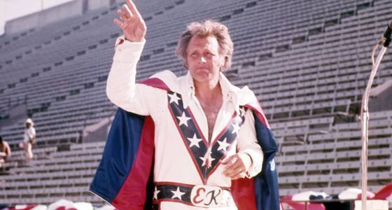 Evel Knievel jumpsuit sold for $100K at auction