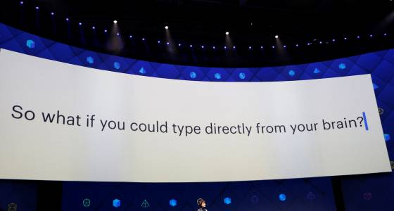 Facebook F8 Conference: Company's Brain-Computer Interface Will Allow Typing Using Mind