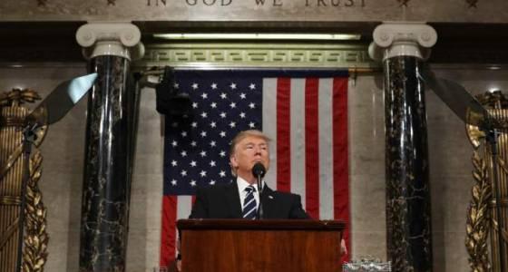 Fact checking Donald Trump's speech to Congress
