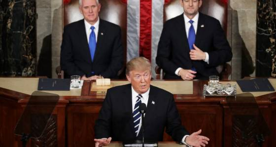 Fact-checking President Trump's congressional address